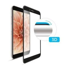 Fixed ochronne szkło 3D Full-Cover dla Samsung Galaxy A6, z pokryciem całego wyświetlacza, czarne, FIXG3D-311-BK