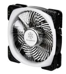 Silverstone ventilator za kućište AP124-ARGB, 120 mm