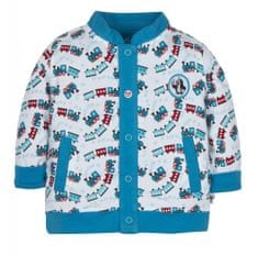 G-mini chlapecký kabátek Krtek vláček