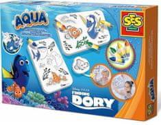 SES barvanje v banji Aqua Finding Dory