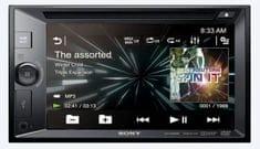 Sony avtoradio XAV-W651BT