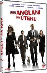 Angláni na útěku   - DVD