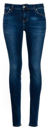 Mustang dámské jeansy Jasmin Jeggins 29/32 tmavě modrá