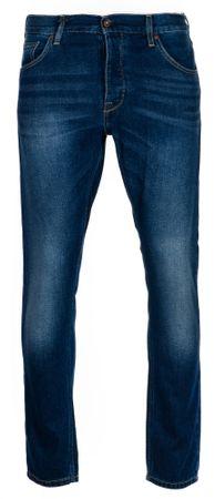 Mustang pánské jeansy Tapered 31/32 tmavo modrá