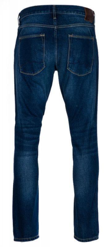 ... 2 - Mustang pánské jeansy Tapered 33 32 tmavě modrá ... 9d536431c6