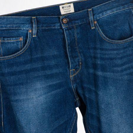 Mustang pánské jeansy Tapered 33 32 tmavě modrá  00ee1f15f4