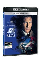 Jasné nebezpečí (2 disky) - Blu-ray + 4K ULTRA HD