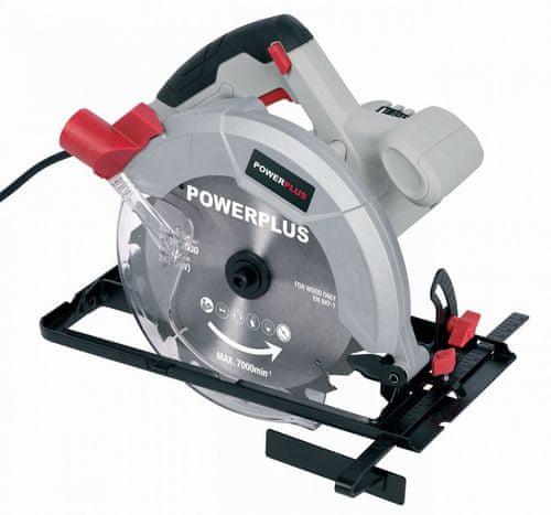 Powerplus powc2030 okru n pila 1200 w 185 mm mall cz for Pila pneus