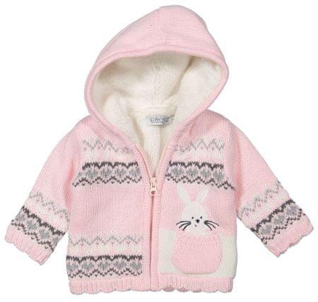 Dirkje lány pulóver szőrmével 98 rózsaszín