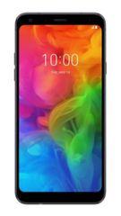 LG GSM telefon Q7 (LMQ610EM), črn
