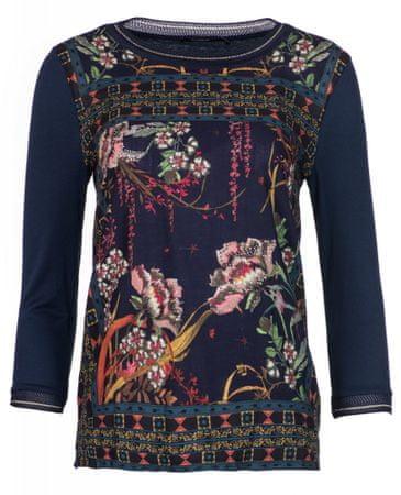 Desigual dámské tričko Dalila S tmavě modrá