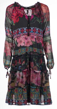 Desigual sukienka damska Carson 38 wielokolorowa