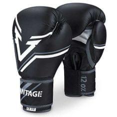 "VANTAGE Boxerské rukavice ""Combat Elastic"", čierna 16oz"
