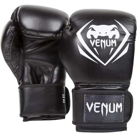 "VENUM Boxerské rukavice ""Contender"", čierna 14oz"