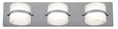 Rabalux Nástěnné svítidlo Tony, LED 3 × 5 W