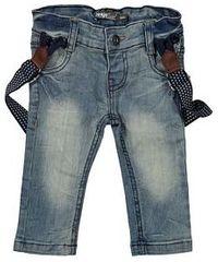 Dirkje fantovske hlače z naramnicami