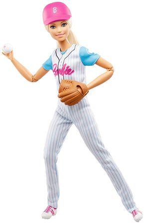 Mattel Barbie igra ameriški nogomet