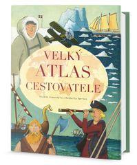 Francaviglia Riccardo: Velký atlas cestovatele