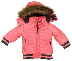 Dirkje dívčí bunda s kožíškem