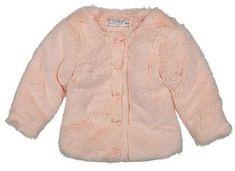 Dirkje dívčí plyšový kabátek