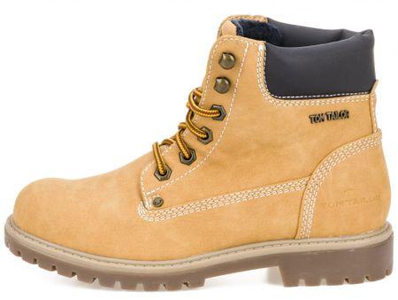 Tom Tailor dámská kotníčková obuv 36 žltá