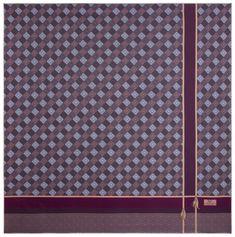 VERSACE 19.69 dámský fialový šátek