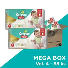 Pampers plenice Premium Pants Mega Box S4, 88 kosov