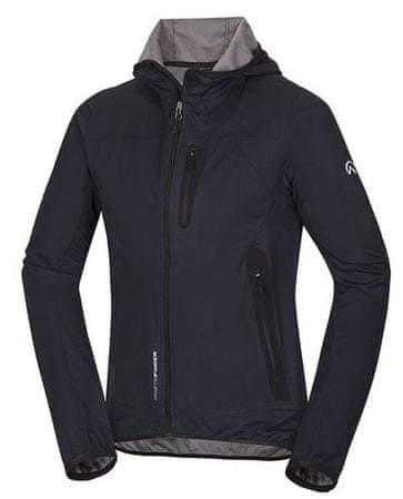 Northfinder moška softshell jakna Dallas, L, črna