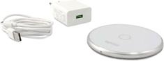 EPICO WIRELESS CHARGER s adaptérem 10W/7.5W/5W - bílá 9915111100002