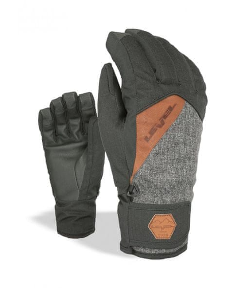 LEVEL Cruise PK Black 9 - L