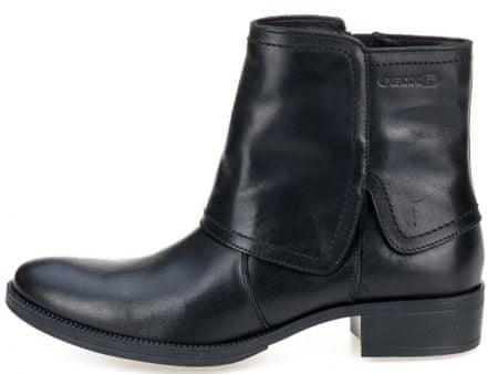 Geox dámská kotníčková obuv Laceyin 36 černá