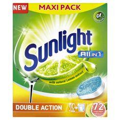Sunlight AiO Citrus 72 tabliet
