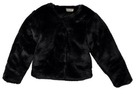 Dirkje dívčí kožíšek 104 černá