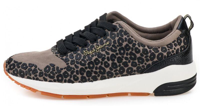 Pepe Jeans dámské tenisky Foster Tech 36 hnědá 3ffbc7d68f5
