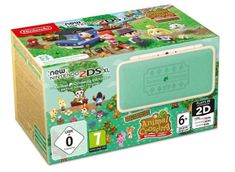Nintendo New 2DS XL, Animal Crossing Edition (NI3H97280)