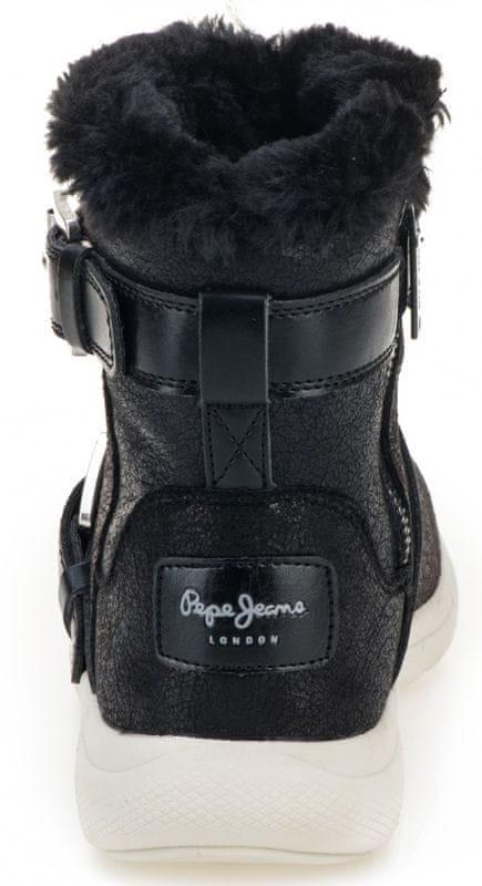 7a15c27ba811a Pepe Jeans dámské sněhule Hyke W Snow 39 čierna - Parametre   MALL.SK