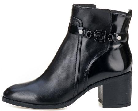 Geox dámská kotníčková obuv Glynna 36 čierna