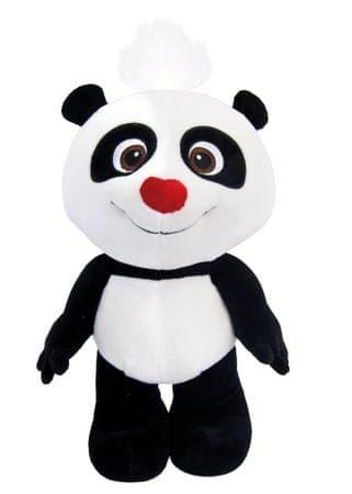 BINO Panda plyš 25 cm