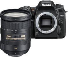 Nikon D7500 + 18-200 VR + Cashback 5000 Kč!