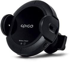 EPICO Wireless charging sensor car holder 15W/10W/7.5W/5W, fekete 9915101300098