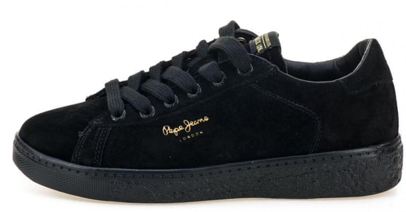 1 - Pepe Jeans dámské tenisky Roxy Bass 39 černá ... cfb2e44e0ae
