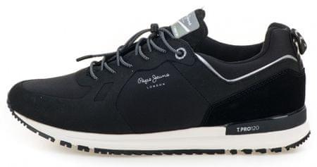 Pepe Jeans pánské tenisky Tinker Pro-Bold 41 čierna