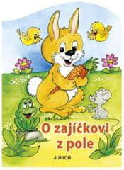 Pospíšilová Zuzana: O zajíčkovi z pole - leporelo