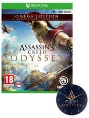 Assassins Creed: Odyssey - Omega Edition + Hodiny (XONE)