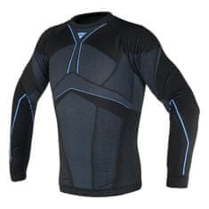 Dainese pánské termoaktivní triko (letní)  D-CORE AERO TEE LS černá/modrá