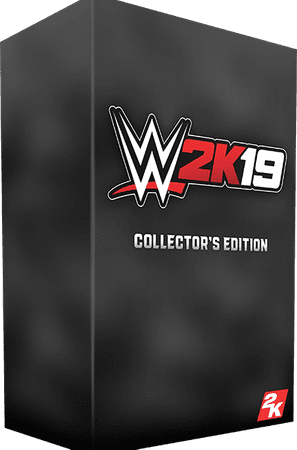 Take 2 igra WWE 2K19 - Collector's Edition (Xbox One)