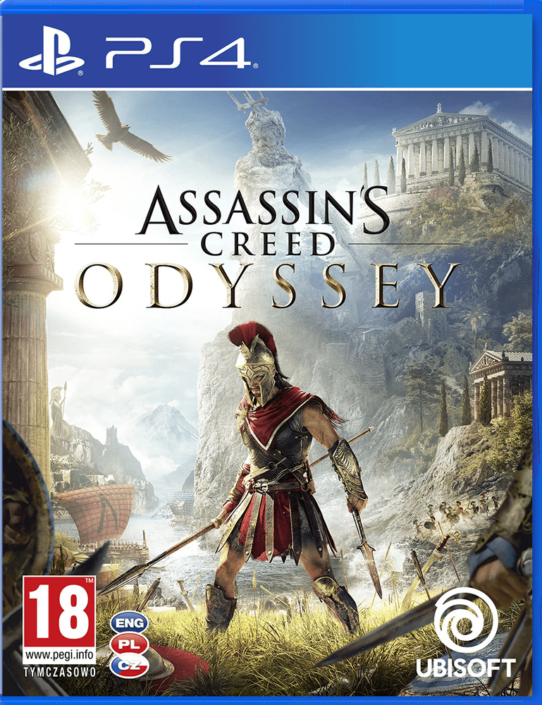 Sony Assassins Creed: Odyssey (PS4)