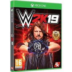 Take 2 igra WWE 2K19 - Standard Edition (Xbox One)