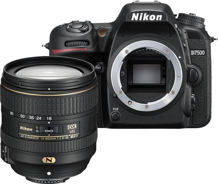 Nikon D7500 + 16-80