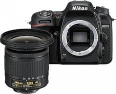 Nikon D7500 + 10-20 G DX + Cashback 5000 Kč!